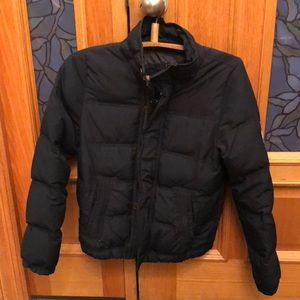 Jacket/ puffer for kids size large .